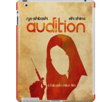 Audition/Ôdishon/オーディション iPad Case/Skin