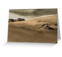Dune mood Greeting Card