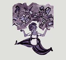 juggle woman Unisex T-Shirt