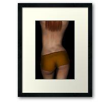 Fanny Framed Print