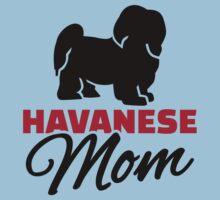 Havanese Mom Baby Tee