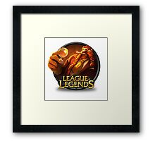 Gragas Collection Framed Print