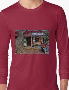 Luckenbach TX Long Sleeve T-Shirt