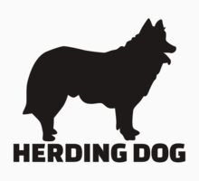 Herding dog Kids Tee