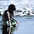 Mermaid Child by Jabelico