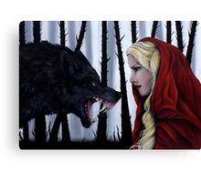 Blood of Innocence Canvas Print