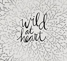 Wild at Heart – Silver by Cat Coquillette