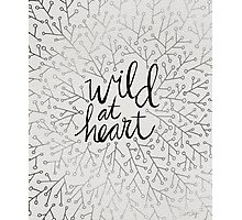 Wild at Heart – Silver Photographic Print