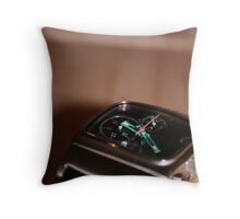 Time Flies! Throw Pillow