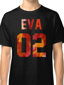EVA-02 (Neon Genesis Evangelion) Classic T-Shirt