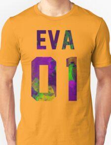 EVA-01 (Neon Genesis Evangelion) Unisex T-Shirt