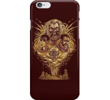 Mad Fury iPhone Case/Skin