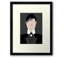 Oswald Cobblepot - The Penguin (Gotham) Framed Print