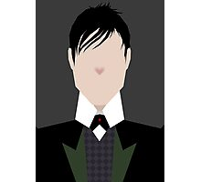 Oswald Cobblepot - The Penguin (Gotham) Photographic Print