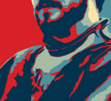 Renly Baratheon Hope Poster Sticker