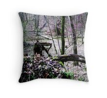 only for us Throw Pillow
