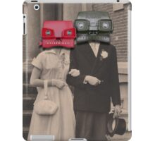 A match (viewmaster) iPad Case/Skin