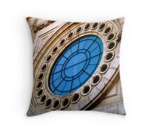 Window to Heaven Throw Pillow