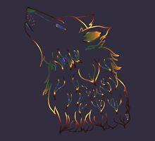 Howling Wolf 3 Unisex T-Shirt