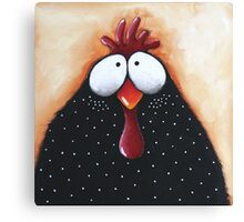 Chicken Pox Canvas Print