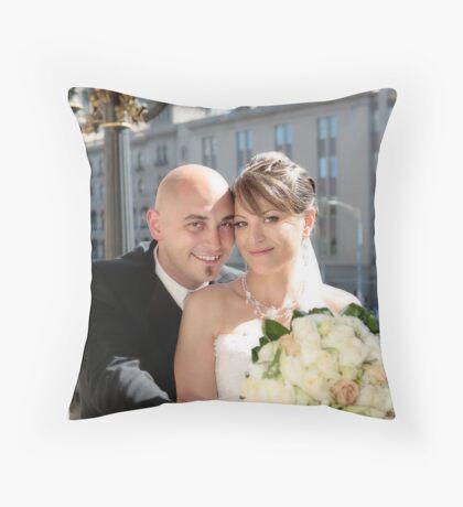 Sweethearts  Throw Pillow