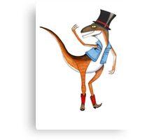 Thrift Store Dinosaur  Metal Print