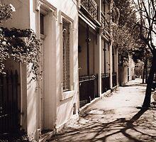 Haus v by Sylvia Karall