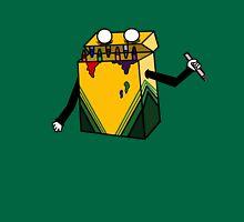 Zombie Crayons Unisex T-Shirt