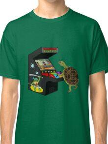 Arcade Ninja Turtle Classic T-Shirt