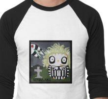 Beetowljuice Men's Baseball ¾ T-Shirt