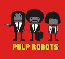 Pulp Robots Kids Clothes
