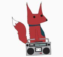 music fox Kids Clothes