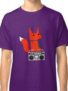music fox Classic T-Shirt