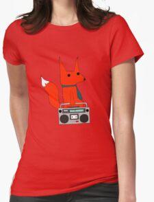 music fox Womens T-Shirt