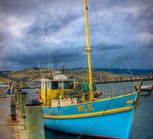 Fishing Boat by Alistair Wilson