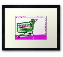 pop!..suburbia Framed Print
