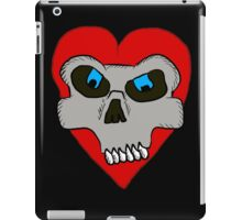 Skull Heart  iPad Case/Skin