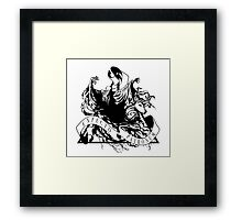 SPIRIT GUARDIAN Framed Print