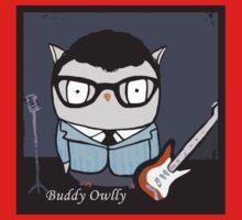 Buddy Owlly One Piece - Short Sleeve