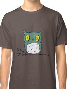 Zombie Owl Classic T-Shirt