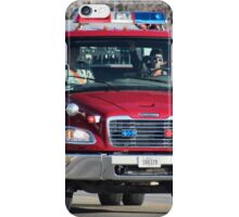 Kellogg FD lends a hand iPhone Case/Skin