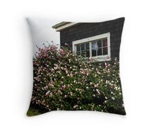 Oyster Shack Throw Pillow