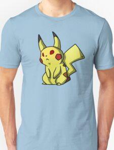 Pikachu Design T-Shirt