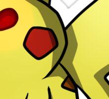 Pikachu Design Sticker