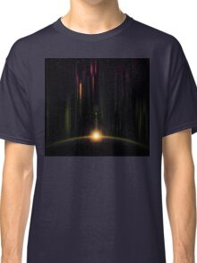 Abstract eclipse 2 Classic T-Shirt