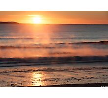 Good Morning Maine Photographic Print