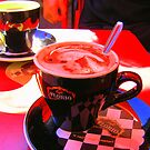 Coffee with Colour 2 by Deanna Roberts Think in Pictures