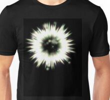 Abstract colorful exploding star 2 Unisex T-Shirt