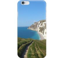 Jurassic Coastal Path iPhone Case/Skin