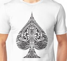 Occults Ace of Spades Unisex T-Shirt